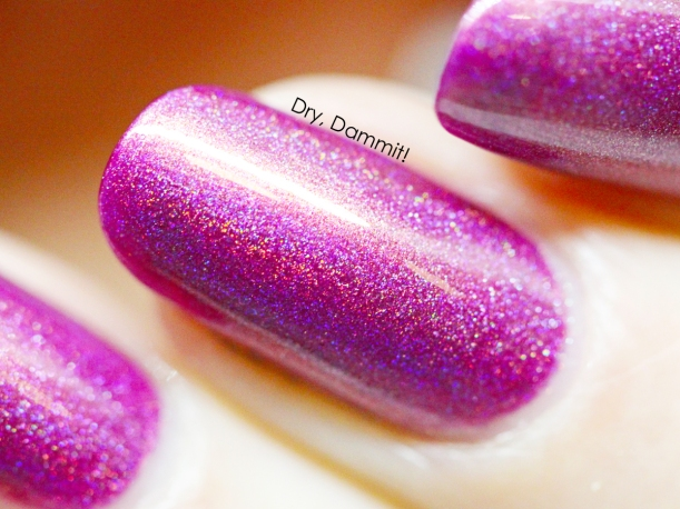 Celestial Cosmetics The Curse of Miss Ives Collection Seance swatched by Dry, Dammit!