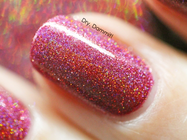 Femme Fatale October COTM Duo 2016 The Overlook swatched by Dry, Dammit!