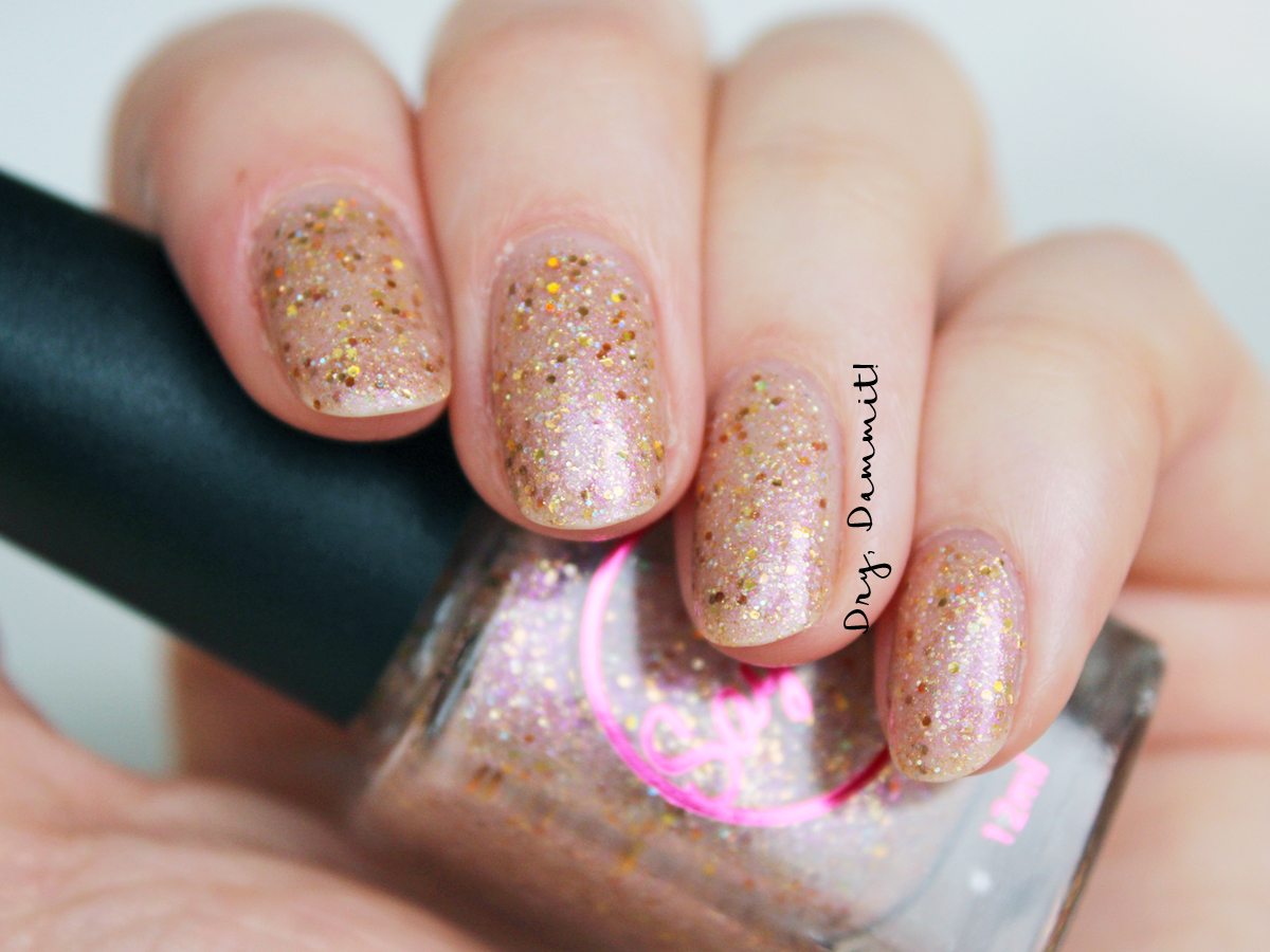 Sayuri Nail Lacquer Roots of the World Tree | Dry, Dammit!