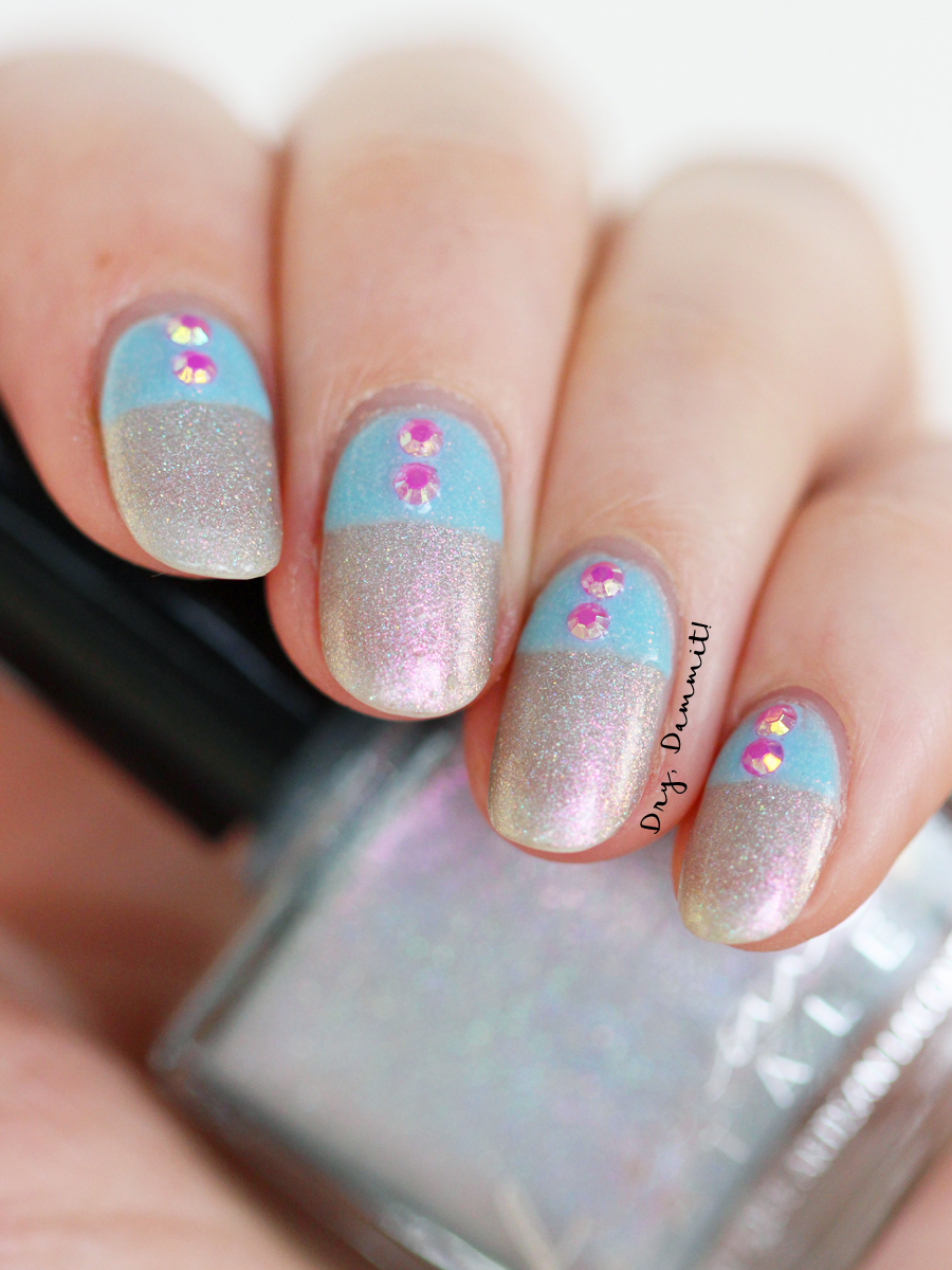 International Pregnancy and Infant Loss Remembrance Day nail art ...