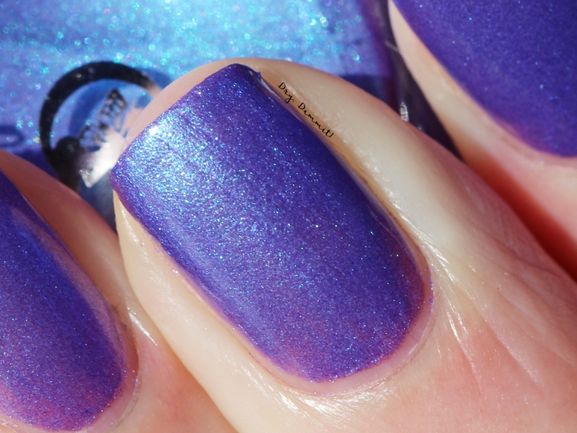 Celestial Cosmetics Twisted Selection swatched by Dry, Dammit!