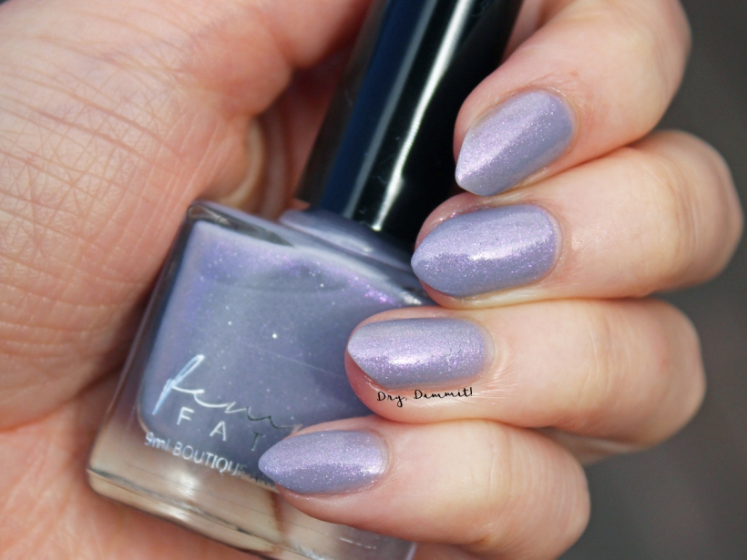 Femme Fatale Total Recall Collection Ready for Dreamland? swatched by Dry, Dammit!