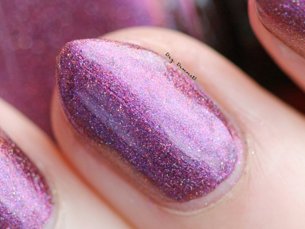 Femme Fatale Total Recall Collection The Last Resort swatched by Dry, Dammit!