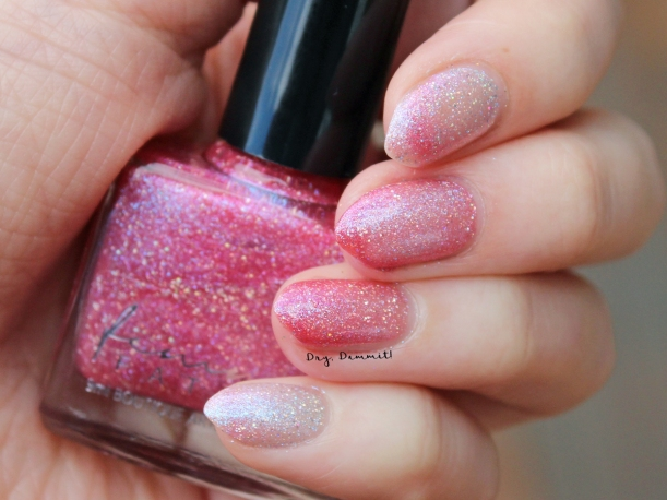 Femme Fatale Total Recall Collection Venusville swatched by Dry, Dammit!