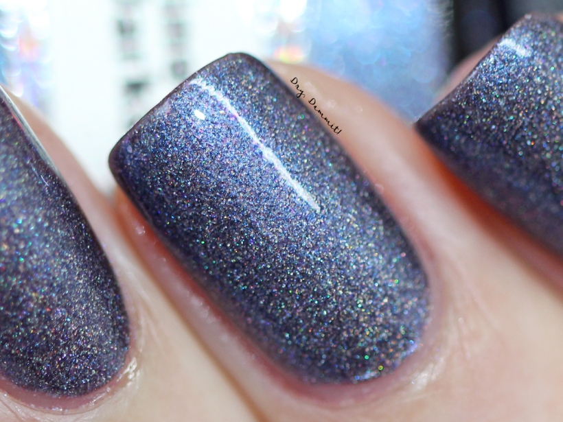 Glittering Elements Darkside swatched by Dry, Dammit!