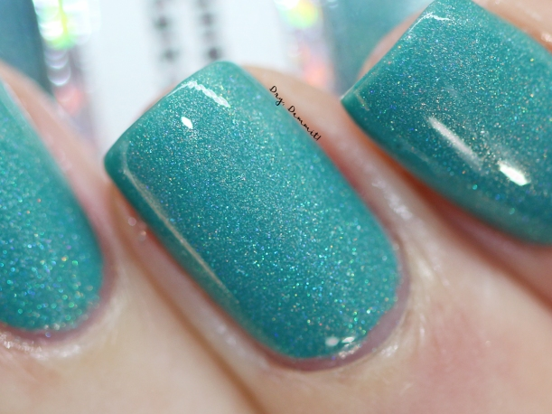Glittering Elements Fantasy Island swatched by Dry, Dammit!