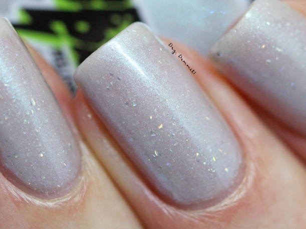 Bettie Pain Polish Moonstone swatched by Dry, Dammit!