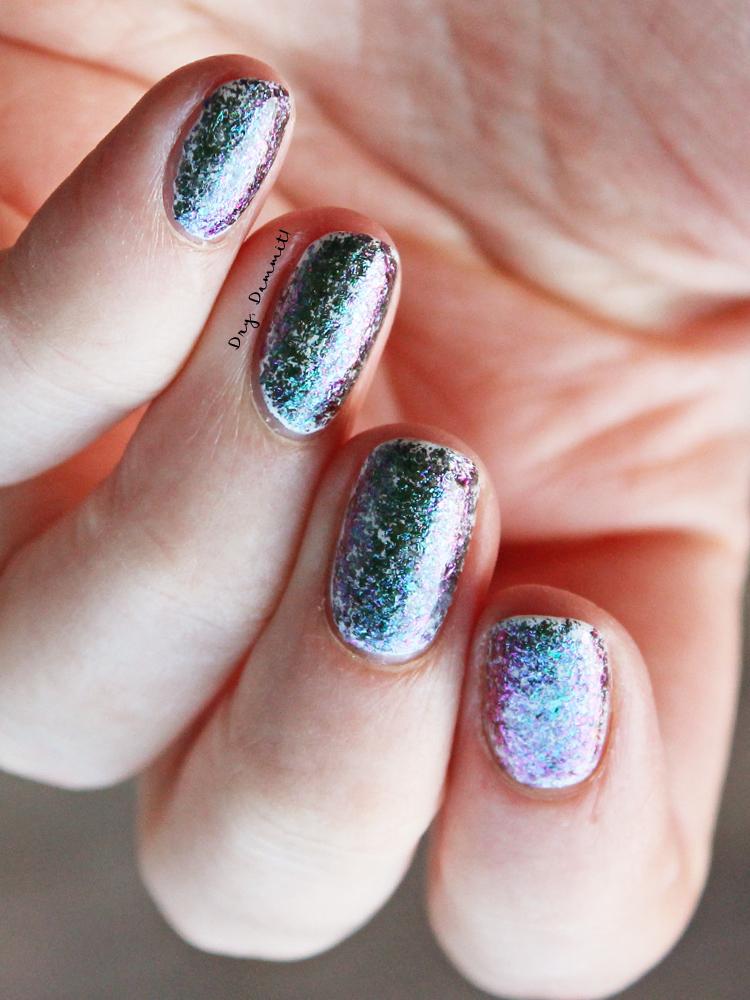 Born Pretty Store Destiny Fairy & mermaid nail art | Dry, Dammit!
