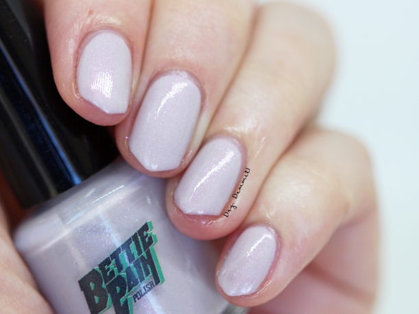 Bettie Pain Polish Downward Spiral swatched by Dry, Dammit!