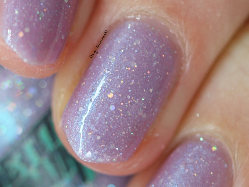 Bettie Pain Polish Dreams swatched by Dry, Dammit!