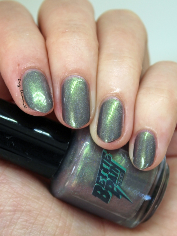 Bettie Pain Polish Heart-Shaped Box swatched by Dry, Dammit!