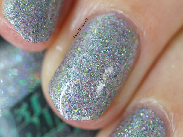 Bettie Pain Polish Spice Up Your Life swatched by Dry, Dammit!