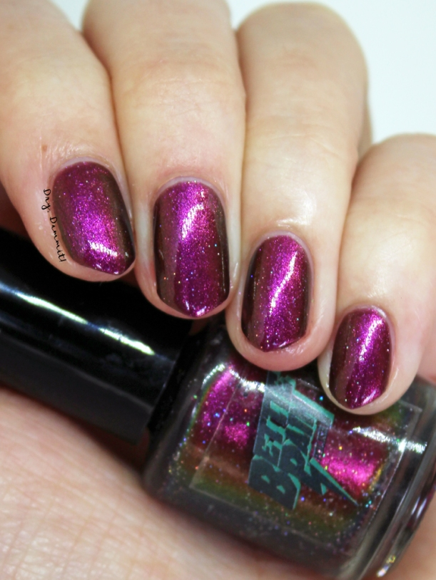 Bettie Pain Polish We Are The Weirdos Mister swatched by Dry, Dammit!